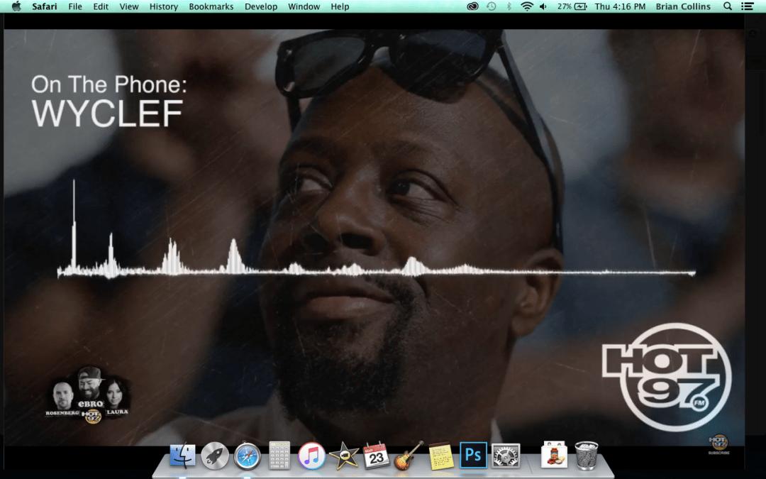 Wyclef Explains, In Detail, Mistaken Identity & LAPD Arrest