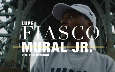 "Vevo and Lupe Fiasco Release Exclusive Performance Of ""Mural Jr."""