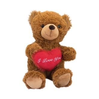 brown cecil bear plush stuffed animal 24in