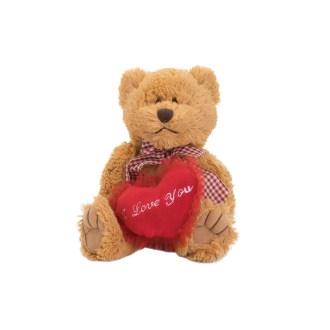 "teddy bear willie plush stuffed animal 12"""