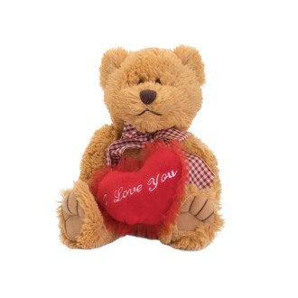 "teddy bear willie plush stuffed animal 18"""