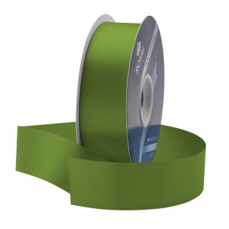 basil waterproof poly-satin ribbon 1.375in