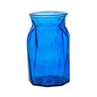 blue-machine-made-glass-vase-mm21-bl