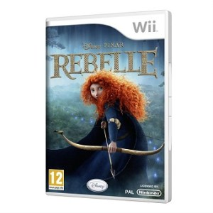Jeu Wii Disney REBELLE