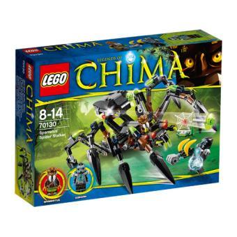 Lego Chima Le Tank Araignée De Sparratus (70130) Neuf