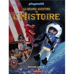 La grande aventure de l'histoire avec Playmobil