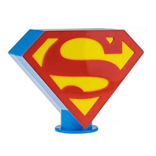 2 Tirelire Superman+Batman