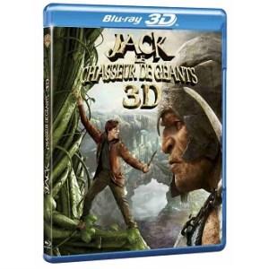 BLU-RAY JACK le Chasseur de Géants 3D