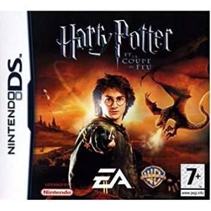 Harry Potter et la coupe de feu jeu ds