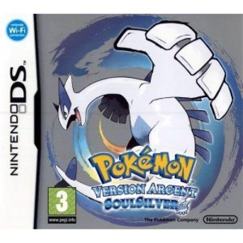 Jeu Pokémon Version Argent Soulsilver DS