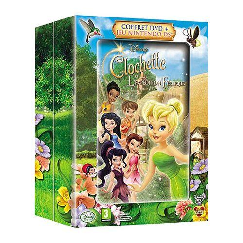 Clochette et l'expédition féerique (DVD + jeu vidéo Nintendo DS)