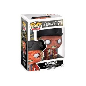 Figurine HANCOCK POP Funko Fallout 4 N°77