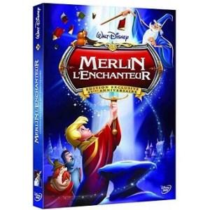 Merlin l'enchanteur Édition 45ème Anniversaire DVD (Neuf)