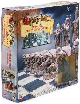 Harry Potter Jeu d'échecs des sorciers