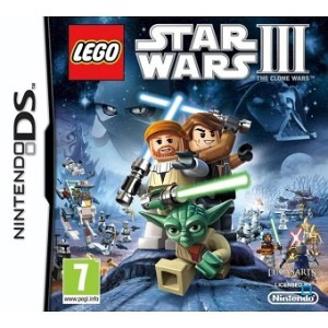 LEGO Star Wars III Jeu Ds
