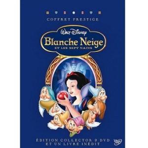 Blanche Neige et les Sept Nains Edition Prestige