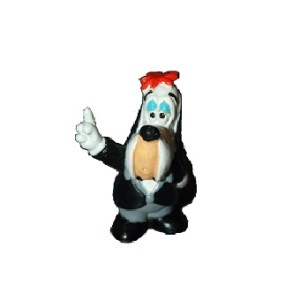 Droopy en costume Fig 1994