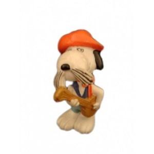Snoopy Joueur de mandoline Fig 1958 66