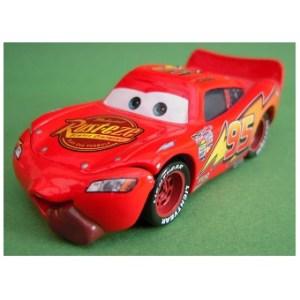 Flash McQueen tire un bout de langue Cars Disney/Pixar