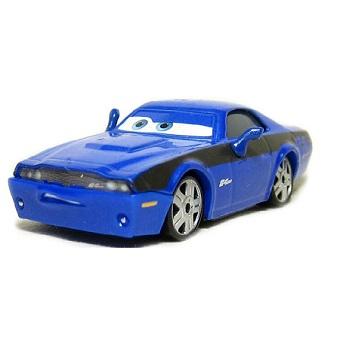 Rod Redline Voiture Cars bleu foncé Disney/Pixar