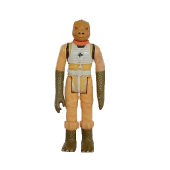 Bossk fig Star Wars 1997 LFL KENNER