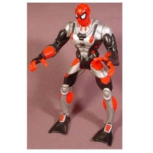 Spiderman Plongeur 1997 Marvel Toy Biz 14 cm