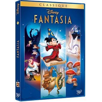 FANTASIA DVD Disney Neuf