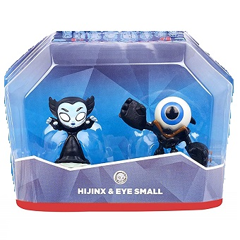 HIJINX + EYE SMALL 2 mini figurines Skylanders Trap Team.