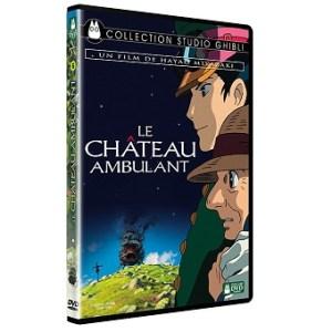 Le Chateau Ambulant DVD Studio GHIBLI (Neuf sous blister)