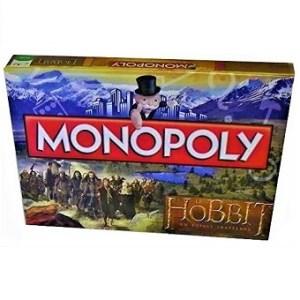 Monopoly Hobbit version française en parfait état