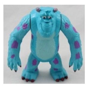 Sully Figurine articulée DISNEY PIXAR Monstres et Compagnie 16 cm
