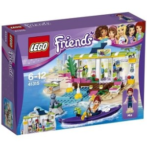 LEGO Friends 41315 Neuf Le magasin de plage