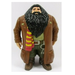 Hagrid Figurine HARRY POTTER Magical Minis Collection Mattel 2001