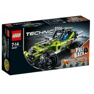 Lego Technic 42027 avec boite et notice