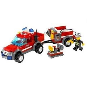 Camion 4×4 Pompiers LEGO City 7942