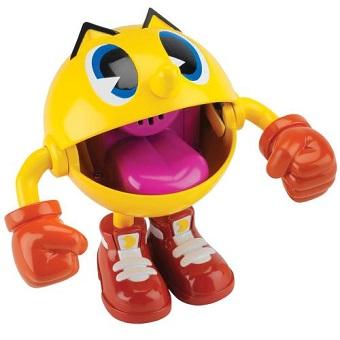 Pac-Man Figurine Sonore 15 cm BANDAI