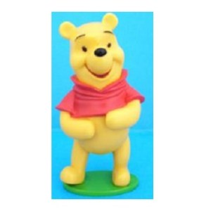 Winnie L'ourson sur socle Figurine 11 cm Disney