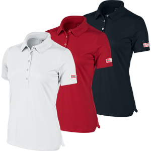 Women's Nike Dri-FIT Golf Polo