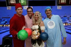 Goldilocks & The Spare Bears (Steve Wilkins, Richard Scott, Tracey Flanigan, and Paul Busnello, Sales Representatives)