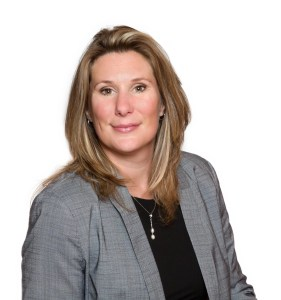 Marie-Catherine Jetté, agency owner, Royal LePage Triomphe, on the Montreal's South Shore