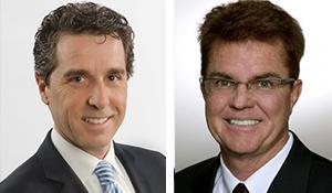 Carlo Racioppo and Gary Reed