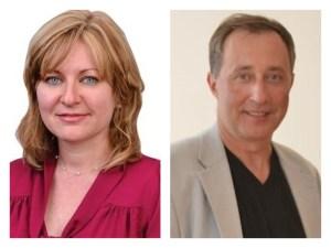 Ilona and Andrei
