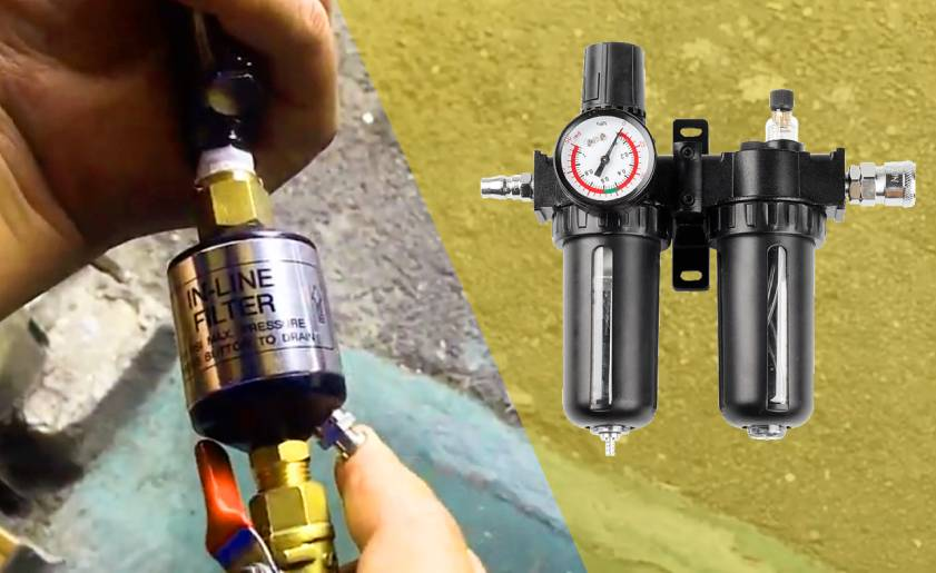 Best Water Separator for Air Compressor