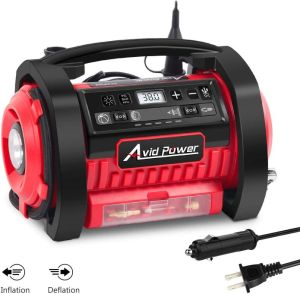Avid Power Air Compressor