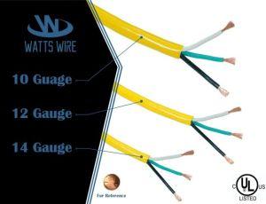 Watt's Wire 10/3 SJTW Indoor/Outdoor Extension Cord