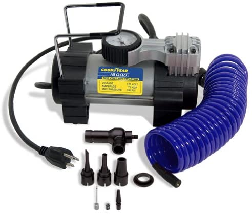 Bon-Aire Goodyear i8000 120-Volt Direct Drive Tire Inflator