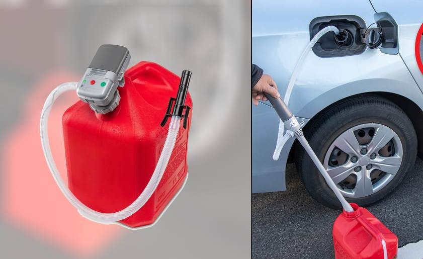 Best Battery Powered Fuel Transfer Pumps