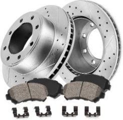 Callahan CDS02417 Front Rotors