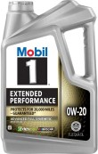 Mobil 1 Extended Performance Full Synthetic Motor Oil - Best for Lubrication