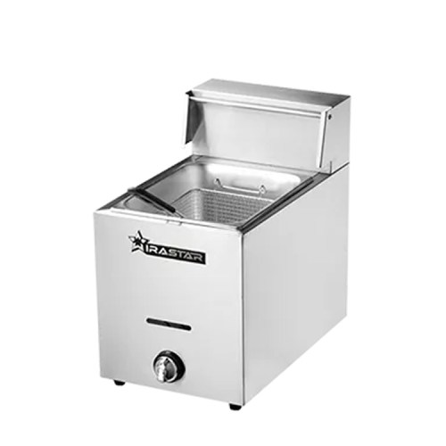 Gas Deep Fryer FRY-G71Gas Deep Fryer FRY-G71
